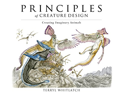 Principles of Creature Design: creating imaginary animals (Drawing Imaginary Animals compare prices)