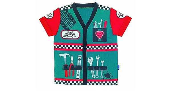 itsImagical- Disfraz de mecánico para niños, Talla única ...