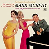 """The Singing 'M'"". Mark Murphy. The Complete Decca Recordings with Ralph Burns and His Orchestra"