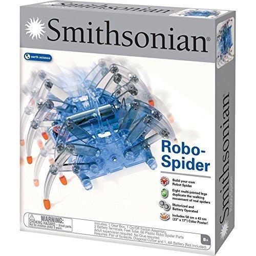 smithsonian robot spider - 3