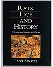 Rats, Lice, and History: A Chronicle of Pestilence and Plagues