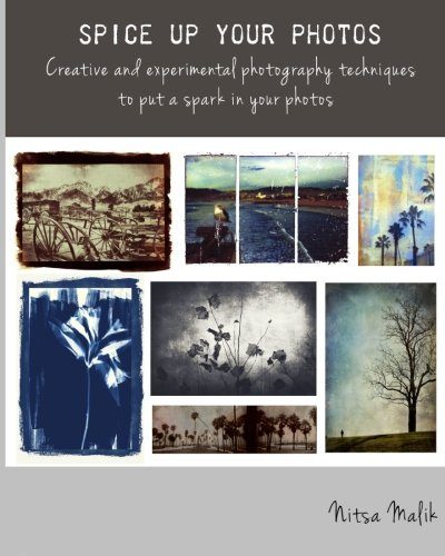 If you ever wanted to Spice Up Your Photos this book is a must! In her latest book Nitsa provides detailed instructions accompanied by her unique photos to guide you through some fun and easy-to-do creative photo processes. In this book you will find...