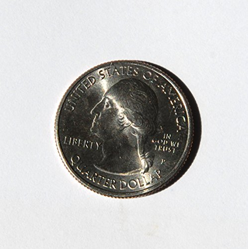 2017 P United States of America ¼ Dollar ''Washington Quarter'' George Rogers Clark Coin Very Good Details