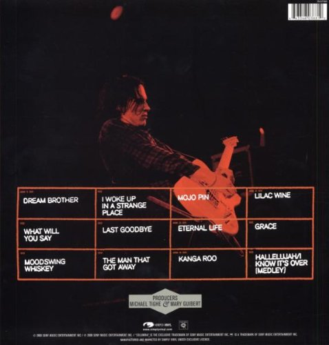 Mystery White Boy: Live '95-'96 [Vinyl] by Simply Music UK