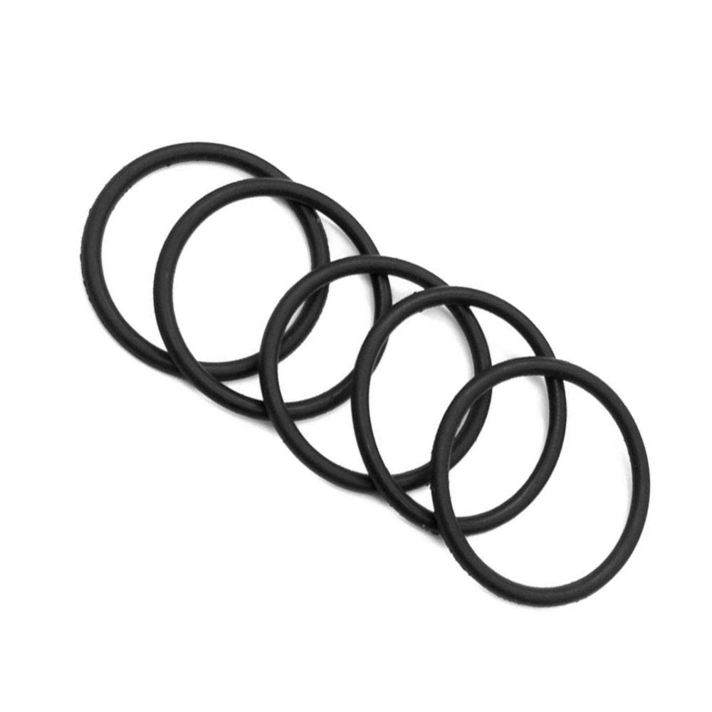 Black 225 PCS 18 Sizes Rubber O Rings Tap Washers Gasket Set Seal Rubber O Type Sealing Gasket Ring Washer Seal Assortment Set for Plumbing Washer Seal /& Auto Quick Repair Rubber O Rings