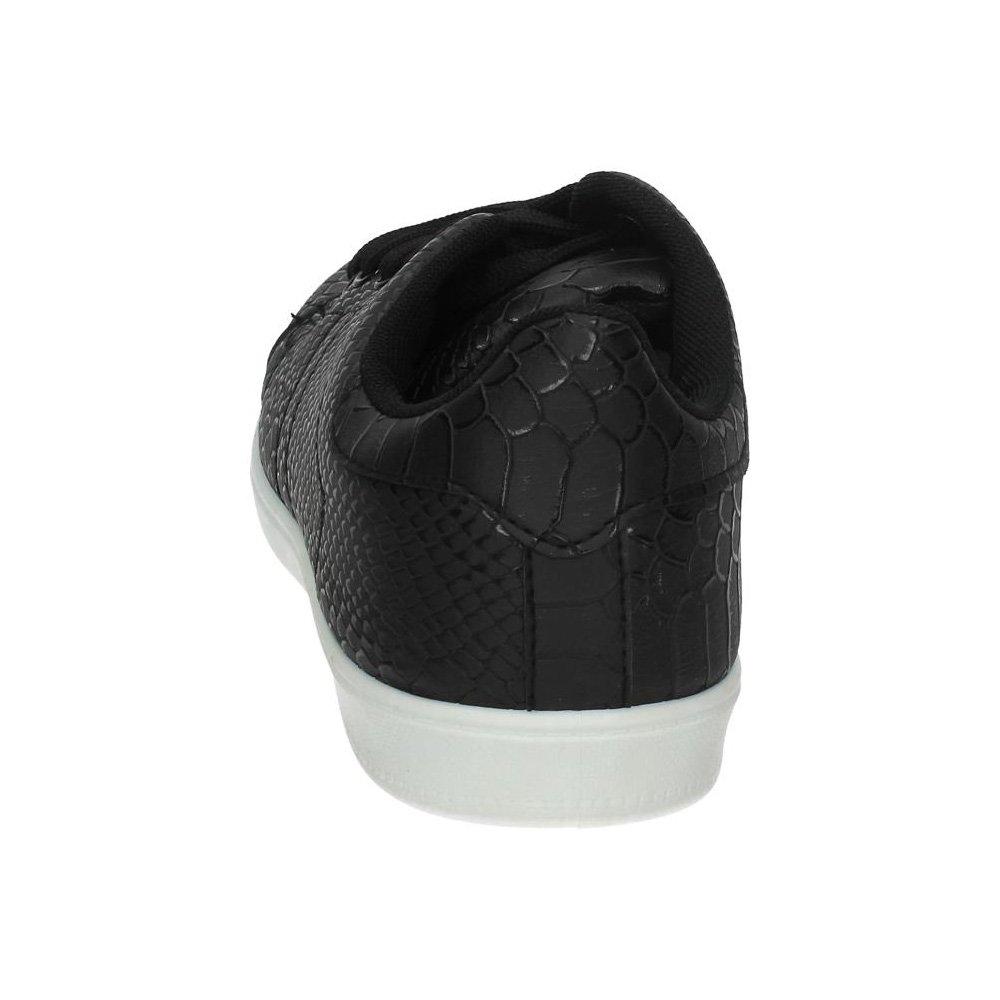 DEMAX 7-J57-2 Zapatillas Negras NIÑO Deportivos Negro 41: Amazon.es: Zapatos y complementos
