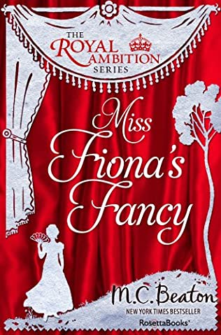book cover of Miss Fiona\'s Fancy