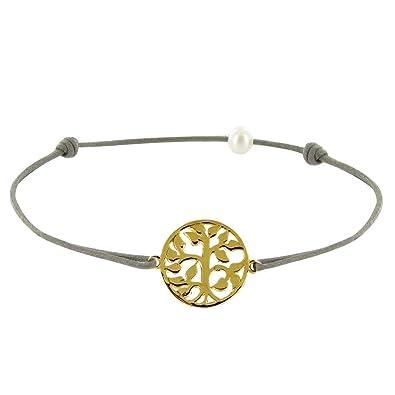 [Sponsored]Les Poulettes Jewels Bracelet Tree of Life Gold Plated lVTbsHvU