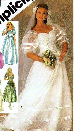 80s prom dress patterns - 4