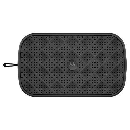 Caixa de Som Bluetooth Estéreo Motorola Sonic Play 100 - Preto