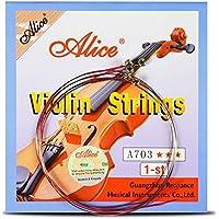 Juego de 4 cuerdas de violín 1st-44, 1