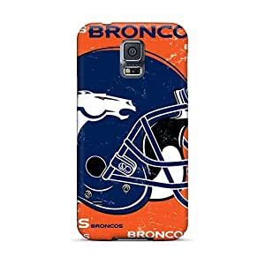LauraAdamicska Samsung Galaxy S5 Protector Cell-phone Hard Cover Customized High-definition Denver Broncos Pictures [oMX12182XPbr]
