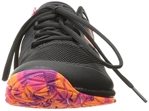 New Balance Frauen 20V6 Cross Trainer Dark Cyclone / Lebendige Mandarine