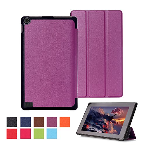 kindle-fire-7-case-savyou-ultra-slim-lightweight-folio-tri-fold-custer-texture-pu-leather-cover-case