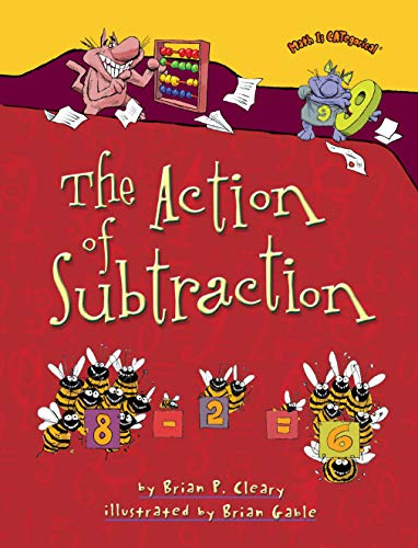The Action of Subtraction (Math Is CATegorical ®) - Fun Maths Is
