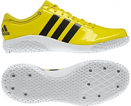 Adidas Spikes Leichtathletik Hochsprung Sportschuhe adizero HJ Q34081