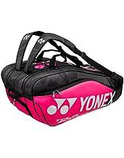 Yonex Thermobag 9829 Schlägertasche mit 3 Hauptfächern für Badminton, Tennis und Squash