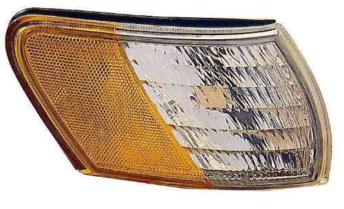 Depo 331-1516L-US Ford Taurus Driver Side Replacement Side Marker Lamp Unit