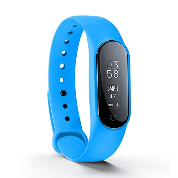 Hombres y mujeres Led smartwatches,30m impermeable Pantalla ...