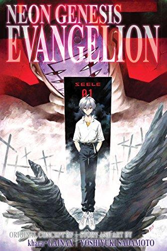 BOOK Neon Genesis Evangelion, Vol. 4, (Vol. 10-12)<br />[K.I.N.D.L.E]
