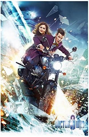 environ 5.18 m Deluxe 4th Docteur Tom Baker Écharpe Doctor Who 17 FT