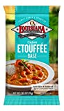 Louisiana Fish Fry Cajun Etouffee Base 2.65oz (Pack of 12)