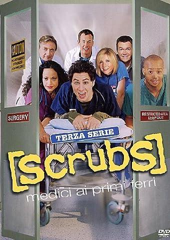 scrubs - season 03 (4 dvd) box set dvd Italian Import (Scrubs Season Four)