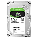 Seagate Barracuda Internal Hard Drive 4TB SATA 6Gb/s 256MB Cache 3.5-Inch (ST4000DM004)