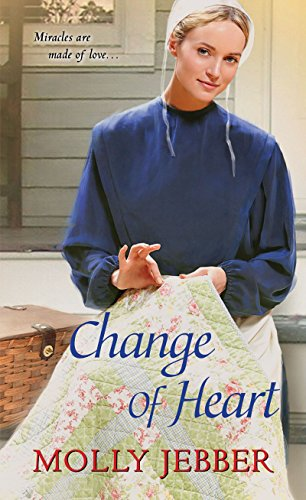 Book: Change of Heart (A Keepsake Pocket Quilt Novel) by Molly Jebber
