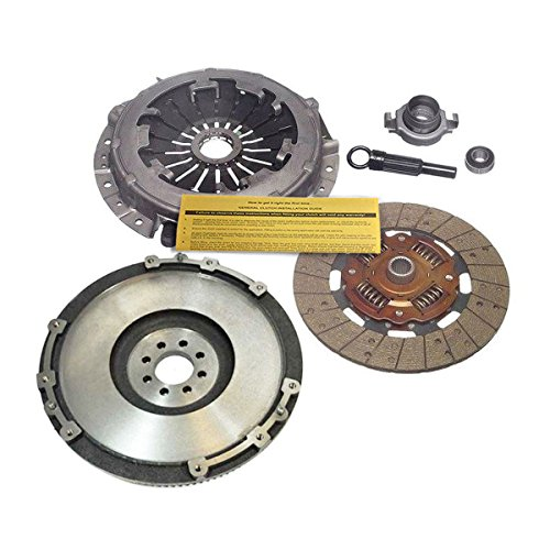 Honda Passport Clutch Kit - EF CLUTCH KIT+HD FLYWHEEL PASSPORT ISUZU AMIGO RODEO MUA TRANS TROOPER 3.2L 6CYL