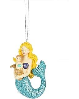 Being a human 3.5 Inch Zinc Mermazing Mermaid Ornament