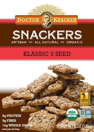 Doctor Kracker Snackers Klassic 6 ounce