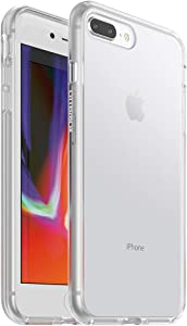OtterBox Prefix Series Case for iPhone 8 Plus & iPhone 7 Plus (ONLY) - Clear (77-66012)