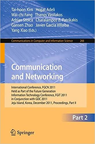 Communication and Networking: International Conference, FGCN - Library