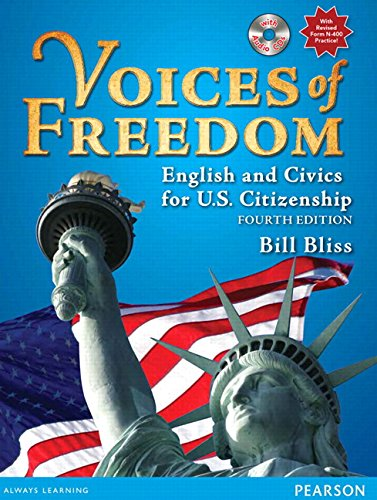 Value Pack: Voices of Freedom Student Book and Voices of Freedom Activity and Test Prep Workbook