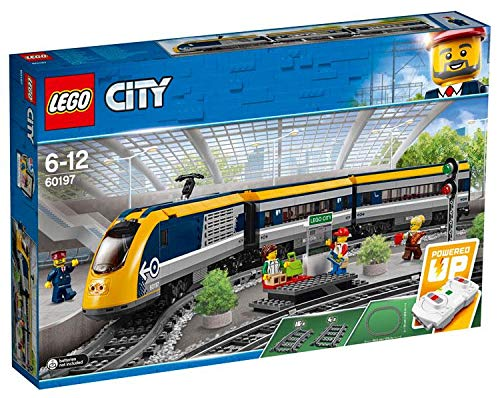 LEGO City Passenger Train set 60197