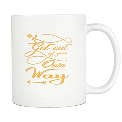 Amazoncom Get Out Of Your Own Way Inspirational Motivational