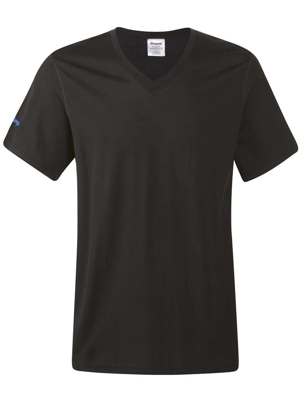Bergans Bloom Wool Tee Shirt Men - Merinoshirt