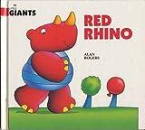 Red Rhino, Alan Rogers, 0836804031