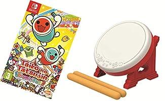 Taiko no Tatsujin: Drum 'n' Fun! Bundle (Nintendo Switch) (UK IMPORT)