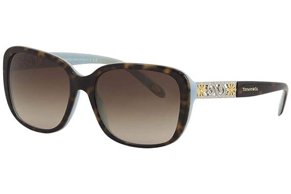 Tiffany 0TY4120B 81343B 57, Gafas de Sol para Mujer, Azul ...