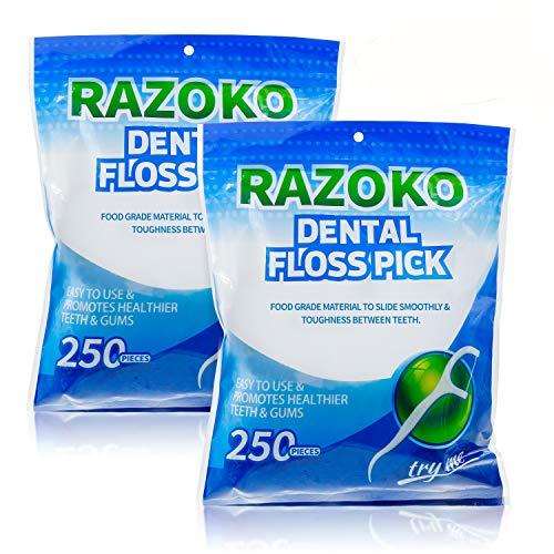 Dental Floss Picks