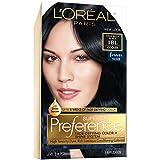permanent L'Oréal Paris Superior Preference Permanent Hair Color, 1BL Deep Blue Black