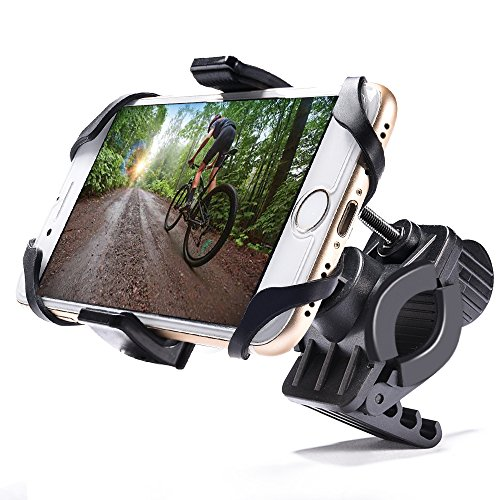 good MICTUNING Bike and Motorcycle Cell Phone Mount