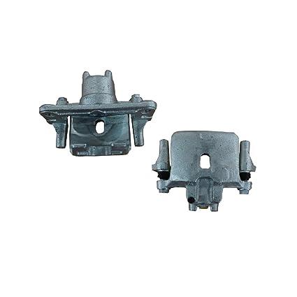 Pair:2 Brand New Rear LH and RH Disc Brake Caliper w//Bracket for 01-06 Montero