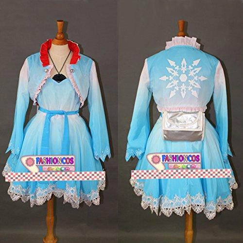 人気商品の 女性Lサイズ QW007 RWBY ルビー White Trailer ワイスシュニー Weiss B00UL2MYAG Schnee Weiss ルビー White コスプレ衣装 B00UL2MYAG, ラックスニー:e7f746be --- a0267596.xsph.ru