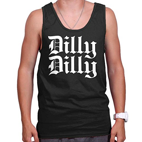 - Brisco Brands Funny Drunk Beer Football Drinking Party Tank Top