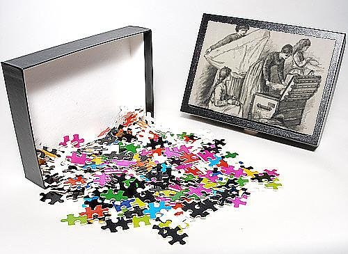 Photo Jigsaw Puzzle Of Travel/luggage/trunk