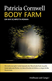 Body Farm: Kay Scarpettas fünfter Fall (Krimi/Thriller)