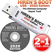 Hiren's Boot CD USB PE x64 bit Software Repair Tools Suite 2020 latest version 16.3 Best PC Computer Repai